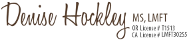 Denise Hockley Logo